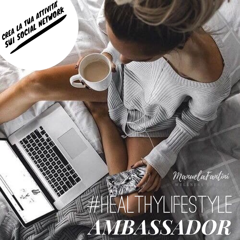 Healthy Lifestyle Ambassador