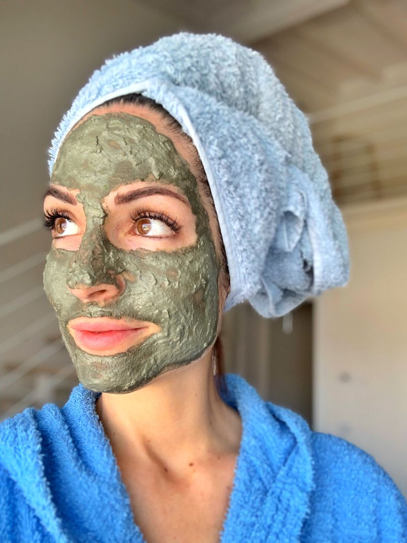 maschera viso rimpolpante fai da te