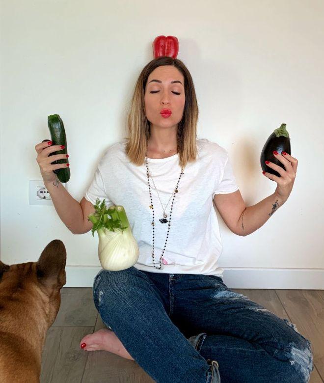 verdura yoga